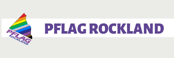 """pflag rockland"" with logo"